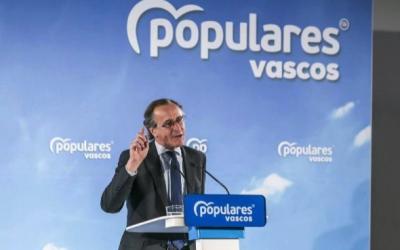 La marginalidad del PP vasco