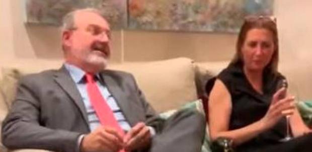 El video del embajador de Panamá en España que se ha hecho viral al hablar sobre historia de España