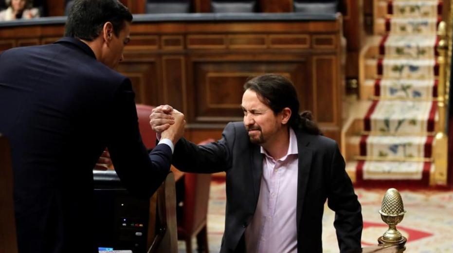 El Independiente – Dudas legales por el ardid de Sánchez para colar a Pablo Iglesias en la comisión del CNI